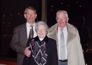 NYC with Mom and Dad (Jean & Phil Byrne), 2/25/2004